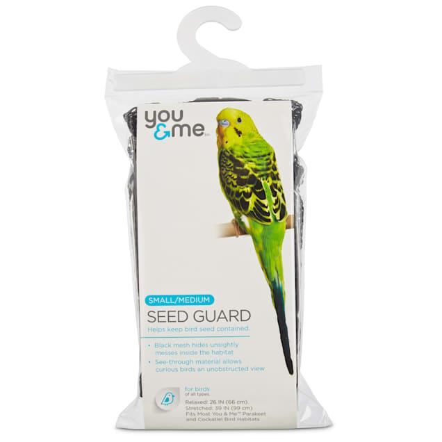You & Me Bird Seed Guard, Small/Medium - Carousel image #1