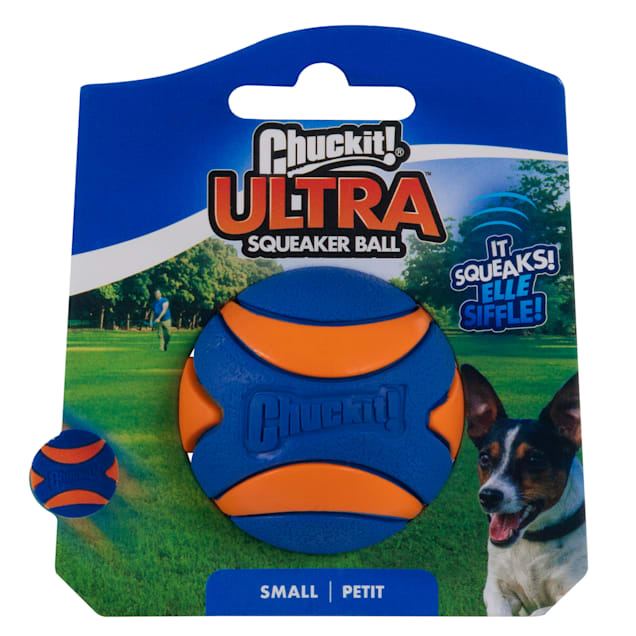 Chuckit! Small Squeaker Ball Dog Toy - Carousel image #1