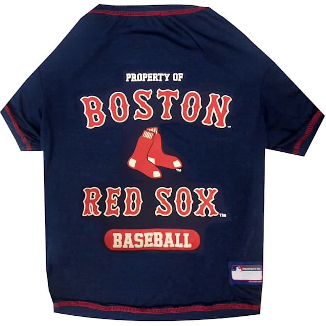 Pets First Boston Red Sox T-Shirt, X-Small - Carousel image #1