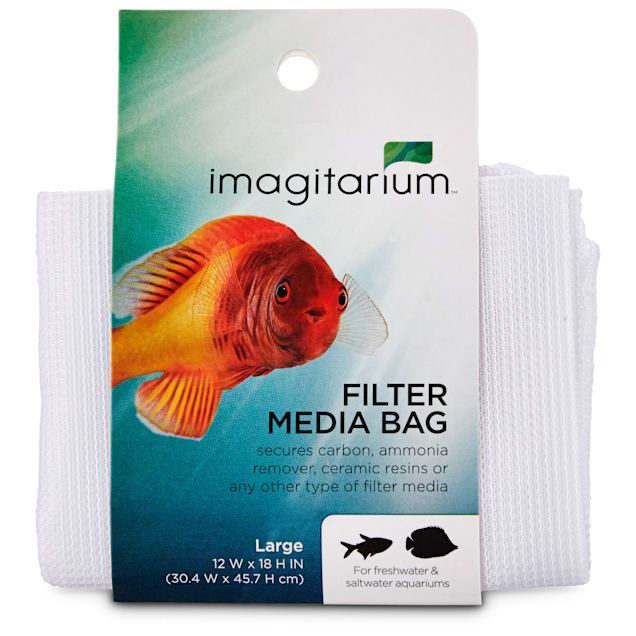 "Imagitarium Media Filter Bag, 12"" W X 18"" H - Carousel image #1"