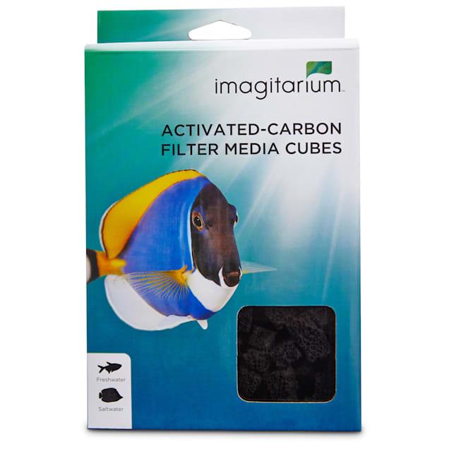 Imagitarium Activated Carbon Infused Filter Media Cubes - Carousel image #1