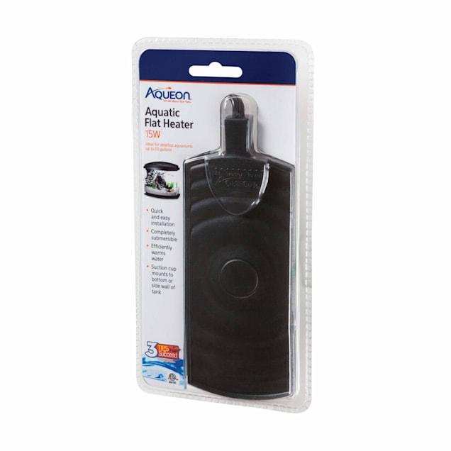 Aqueon Aquatic Flat Heater, 15 Watts - Carousel image #1