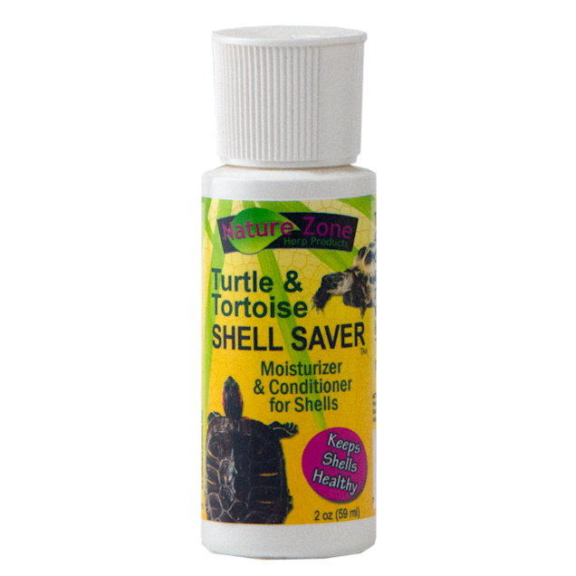 Nature Zone Turtle & Tortoise Shell Saver, 2oz - Carousel image #1