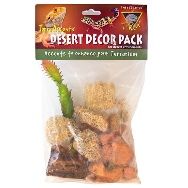 T-Rex Terra Accents Desert Decor Pack - Carousel image #1