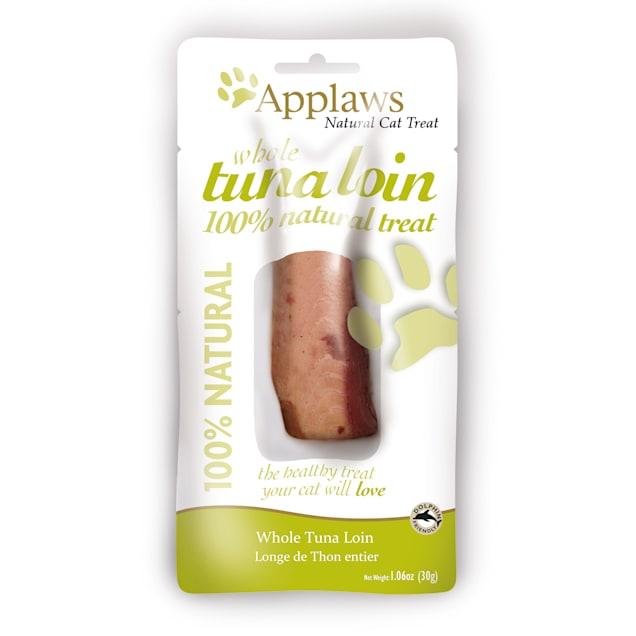 Applaws Whole Tuna Loin Cat Treat, 1.06 oz. - Carousel image #1
