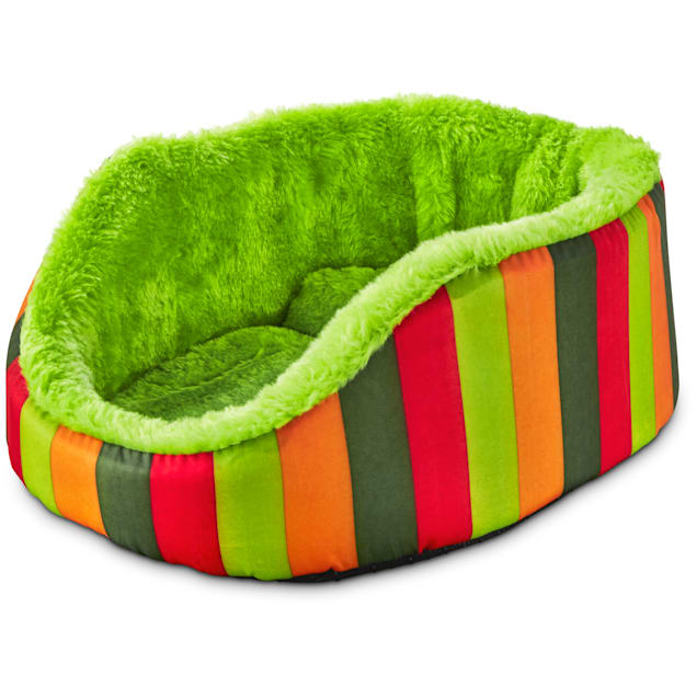 You & Me Small Animal Small Cuddle Cup in Stripes - Carousel image #1