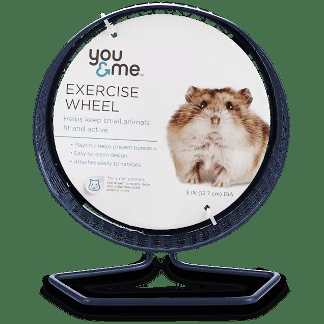 "You & Me Hamster Wheel, 5"" - Carousel image #1"