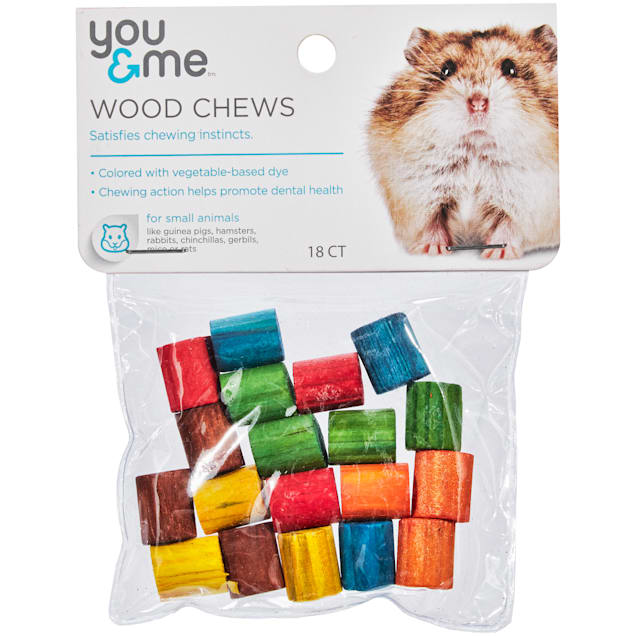 You & Me Wood Chews for Small Animals, 0.46 g. - Carousel image #1