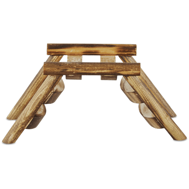 You & Me SA Wood Ladder - Carousel image #1