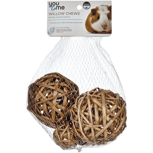 You & Me Willow Ball Pack Chews - Carousel image #1