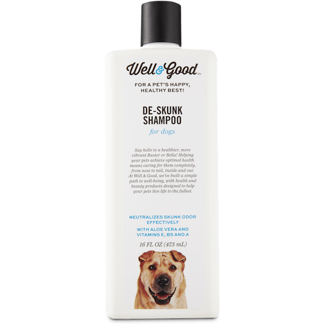 Well & Good De Skunk Shampoo, 16 oz. - Carousel image #1