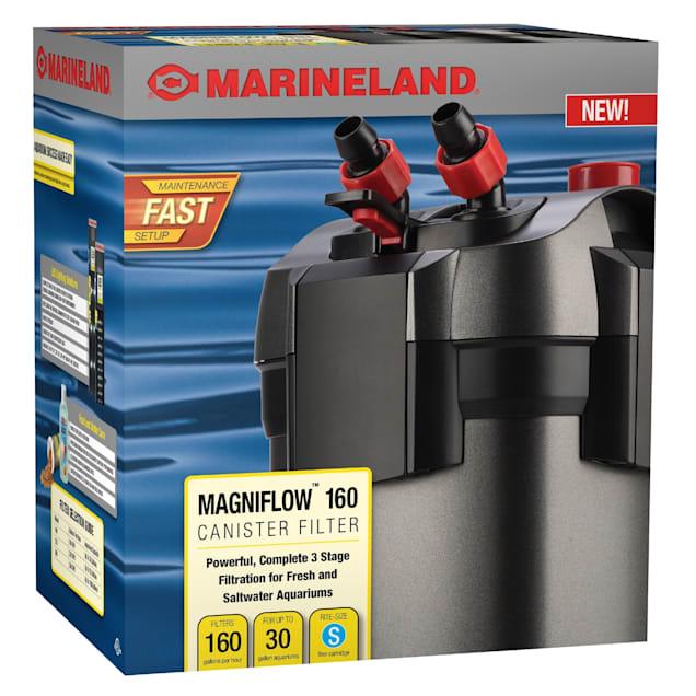 Marineland Magniflow 160 gph Canister Filter - Carousel image #1
