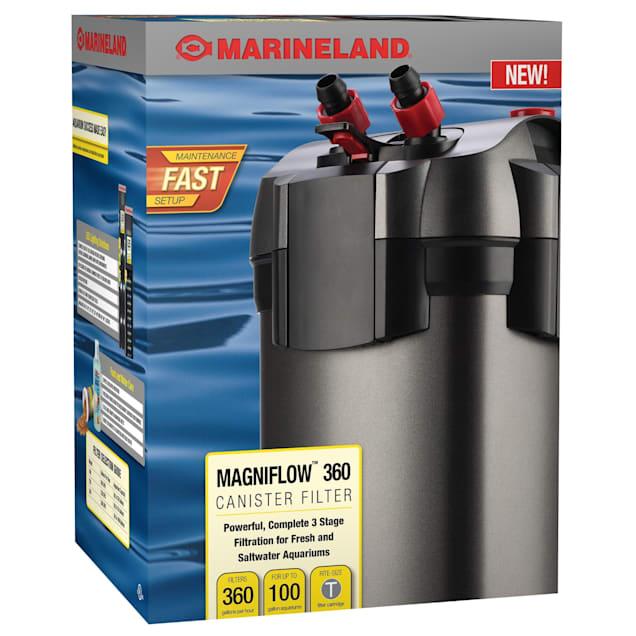 Marineland Magniflow 360 gph Canister Filter - Carousel image #1