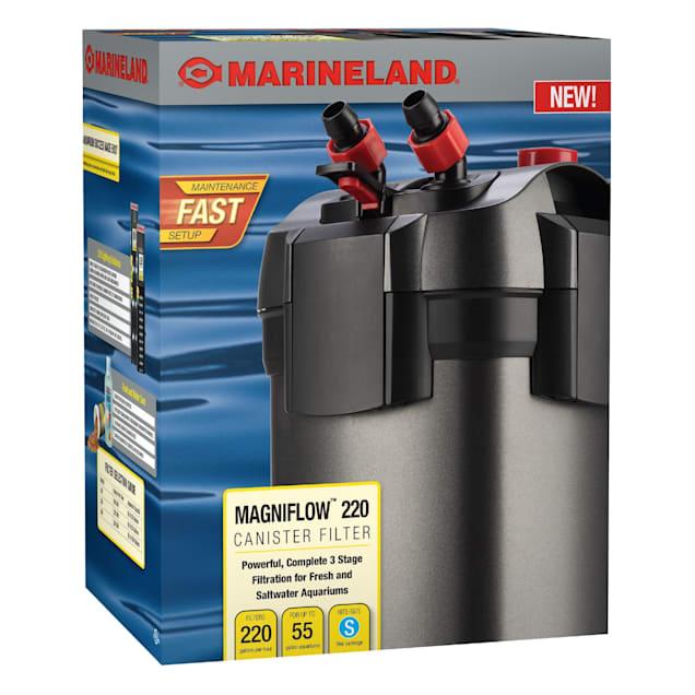 Marineland Magniflow 220 gph Canister Filter - Carousel image #1
