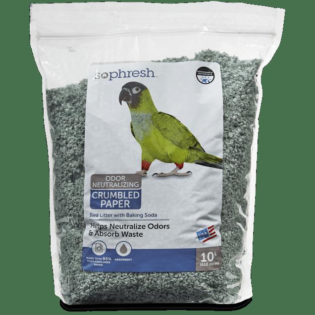SoPhresh 10L Paper Bird Litter - Carousel image #1