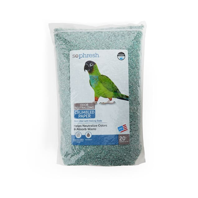 So Phresh 20L Paper Bird Litter - Carousel image #1