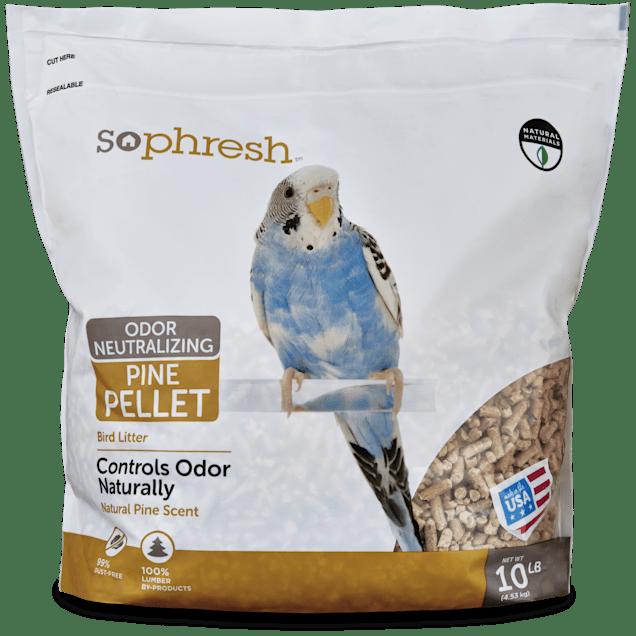 So Phresh 10lb Pine Pellet Bird Litter - Carousel image #1