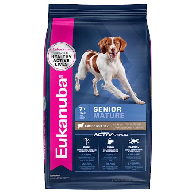 Eukanuba Senior Lamb 1st Ingredient Dry Dog Food, 30 lbs. - Carousel image #1