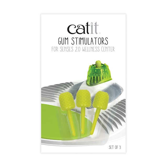 Catit Senses 2.0 Gum Stimulators Cat Toy, Pack of 3 - Carousel image #1