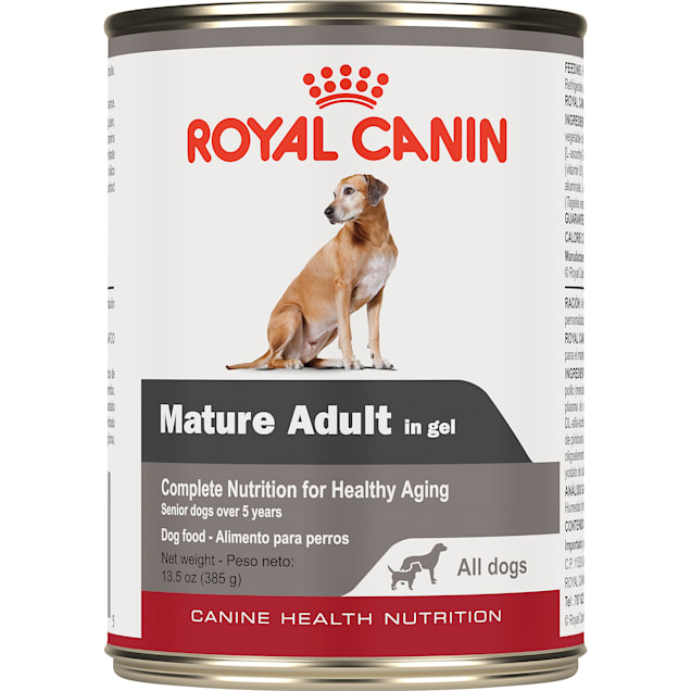 Royal Canin Canine Health Nutrition Mature Adult In Gel Wet Dog Food, 13.5 oz., Case of 12 - Carousel image #1