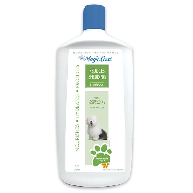 Magic Coat Reduces Shedding Dog Shampoo, 32 fl. oz. - Carousel image #1
