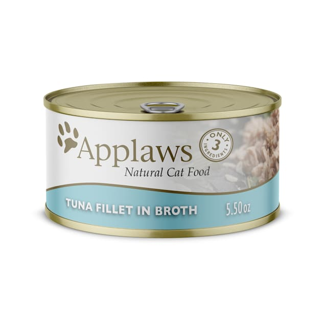 Applaws Tuna Fillet Canned Cat Food, 5.5 oz. - Carousel image #1