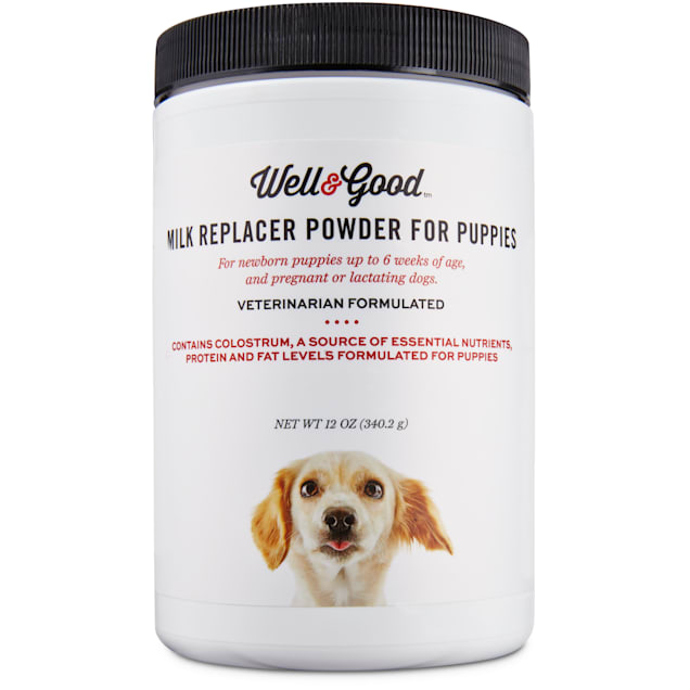 Well & Good Puppy Milk Replacer, 12 oz - Carousel image #1