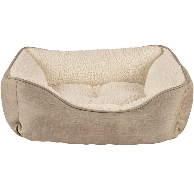 "Harmony Khaki Nester Dog Bed, 20"" L x 17"" W - Carousel image #1"