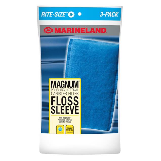 Marineland Magnum Polishing Internal Filter JH Cartridge, Pack of 3 - Carousel image #1