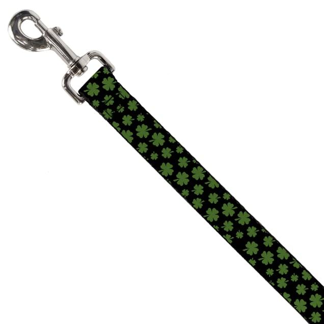 Buckle-Down Irish Clovers Dog Leash, 6 ft. - Carousel image #1