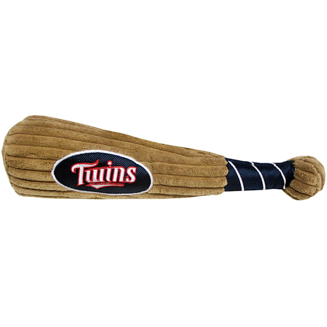 Pets First Minnesota Twins Bat Toy for Dogs, Large - Carousel image #1