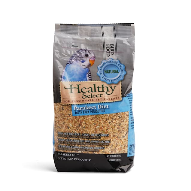 Healthy Select Natural Parakeet Diet, 3 lbs. - Carousel image #1