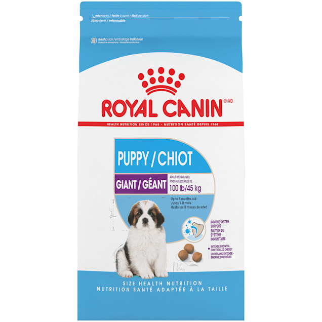 Royal Canin Giant Puppy Dry Food, 30 lbs. - Carousel image #1