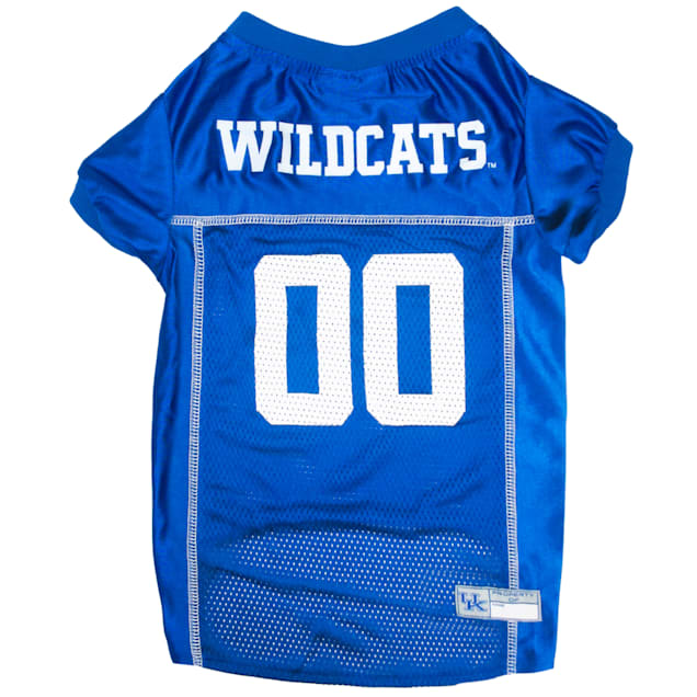 Pets First Kentucky Wildcats NCAA Mesh Jersey for Dogs, X-Small - Carousel image #1