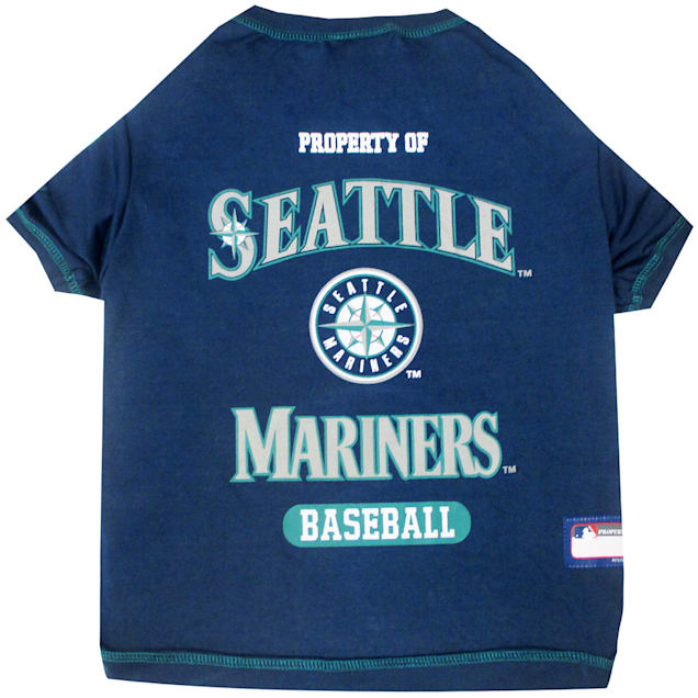 Pets First Seattle Mariners T-Shirt, X-Small - Carousel image #1