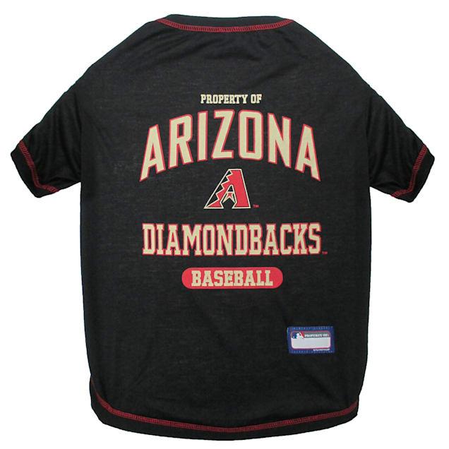 Pets First Arizona Diamondbacks T-Shirt, X-Small - Carousel image #1