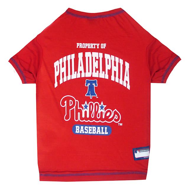 Pets First Philadelphia Phillies T-Shirt, X-Small - Carousel image #1