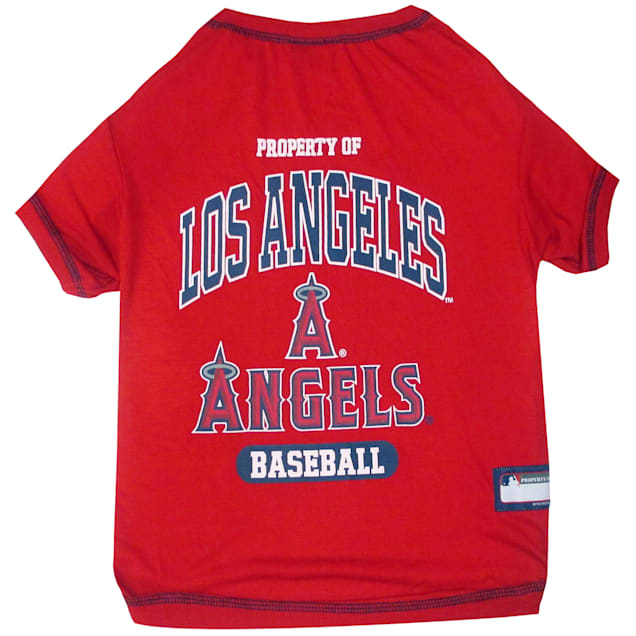 Pets First Los Angeles Angels T-Shirt, X-Small - Carousel image #1