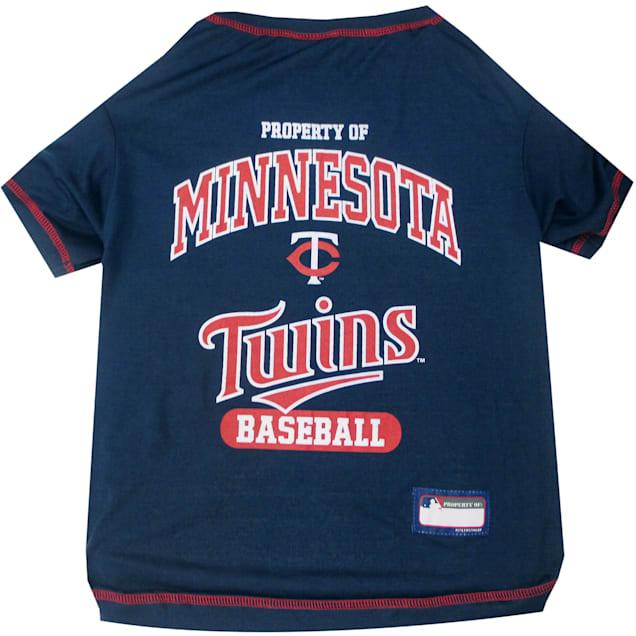 Pets First Minnesota Twins T-Shirt, X-Small - Carousel image #1