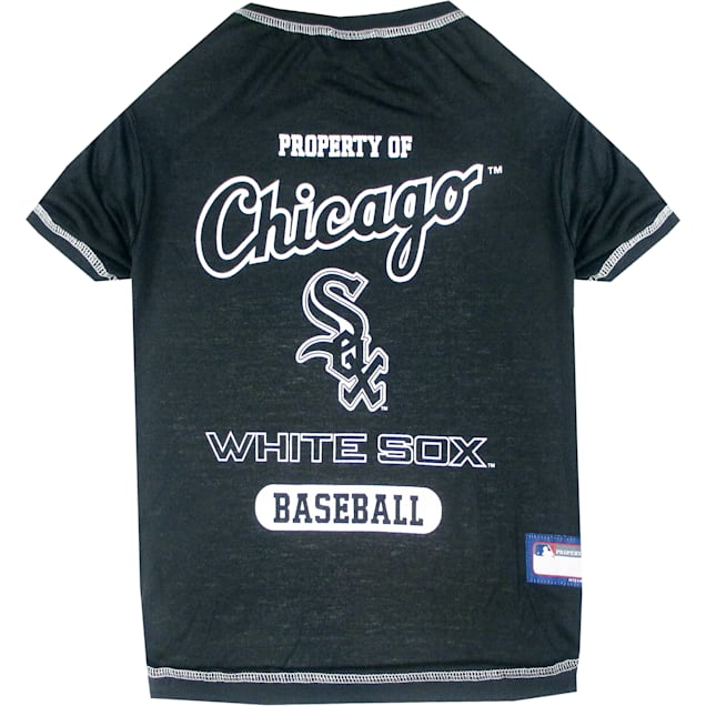 Pets First Chicago White Sox T-Shirt, X-Small - Carousel image #1