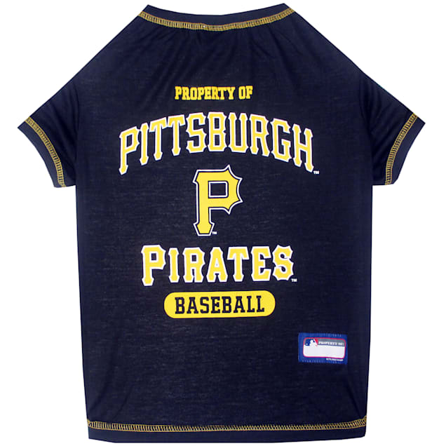 Pets First Pittsburgh Pirates T-Shirt, X-Small - Carousel image #1