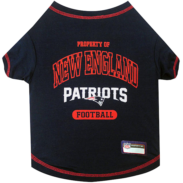 Pets First New England Patriots T-Shirt, X-Small - Carousel image #1