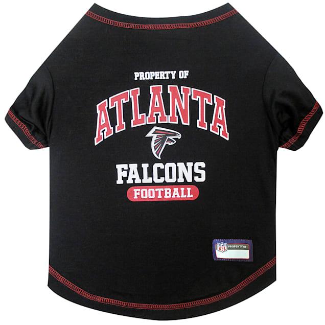 Pets First Atlanta Falcons T-Shirt, X-Small - Carousel image #1