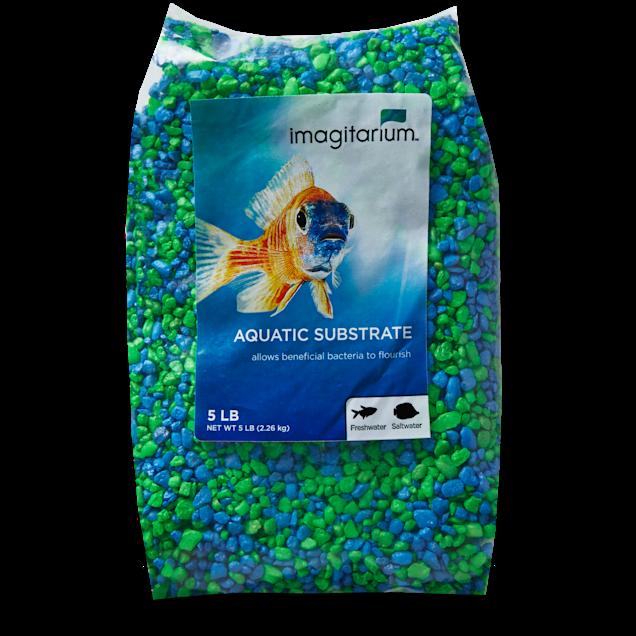 Imagitarium Summer Aquarium Gravel, 5 lbs - Carousel image #1