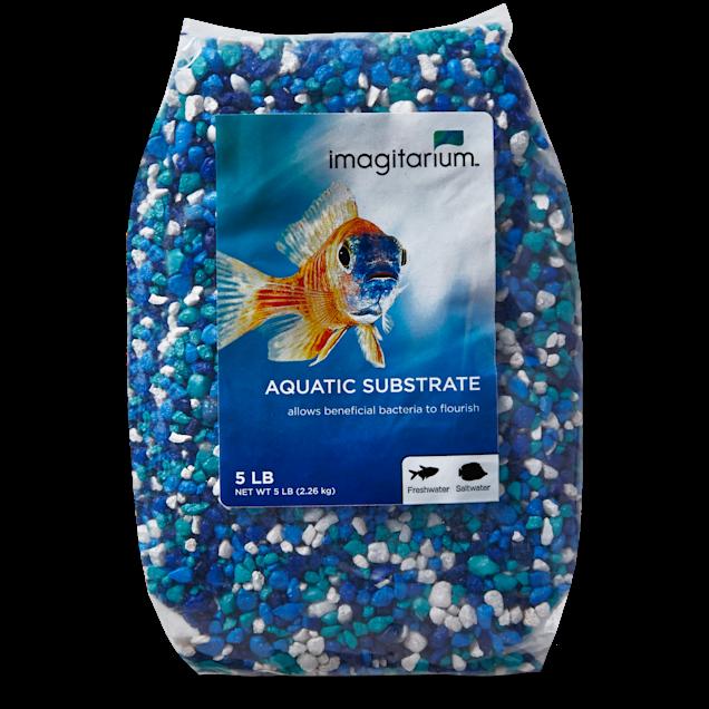 Imagitarium Nautical Star Aquarium Gravel, 5 lbs - Carousel image #1