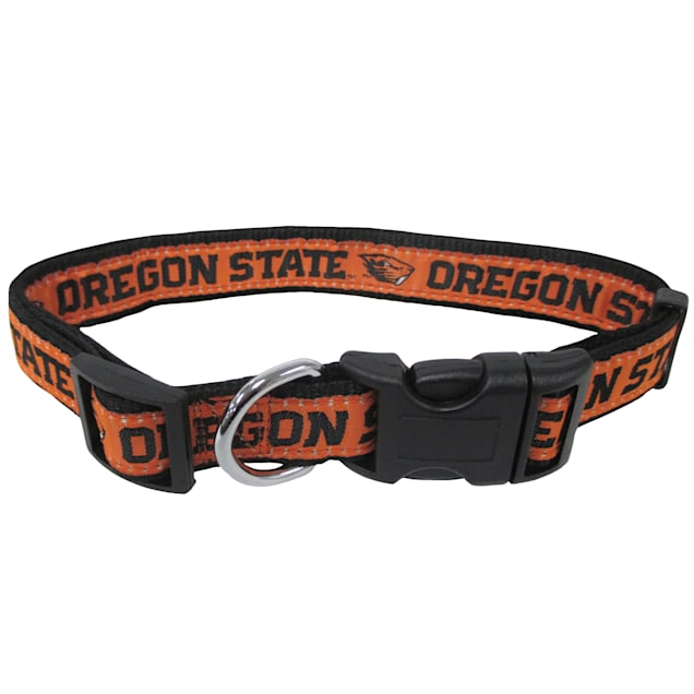 Pets First Oregon State Beavers NCAA Dog Collar, Small - Carousel image #1