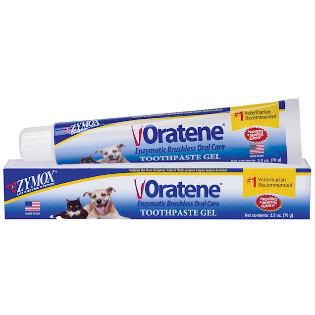 Zymox Oratene Toothpaste Gel, 2.5 oz - Carousel image #1