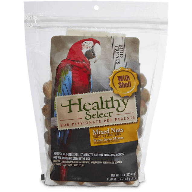 Healthy Select 1LB Mixed Nut in Shell - Carousel image #1