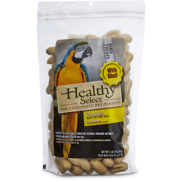 Healthy Select 1LB Peanut in Shell - Carousel image #1