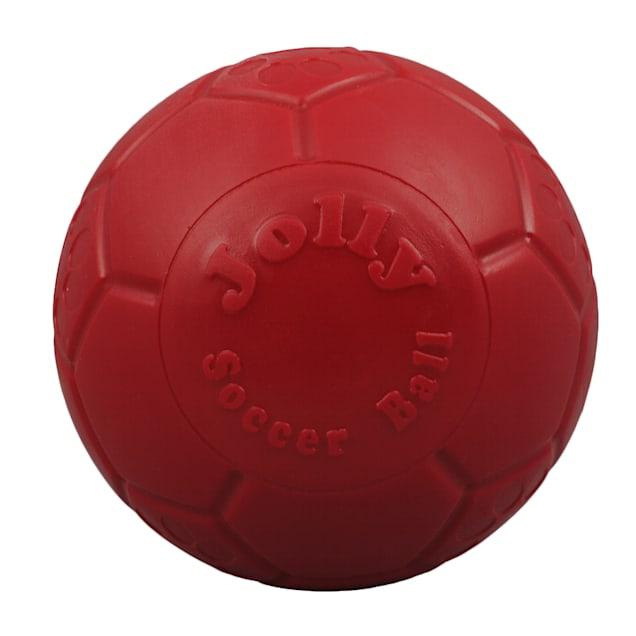 Jolly Pet Soccer Ball Dog Toy, Large - Carousel image #1